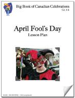 April Fool's Day Lesson Plan