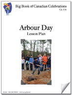 Arbour Day Lesson Plan