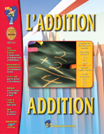 BTS L' Addition/Addition Gr. 1-3