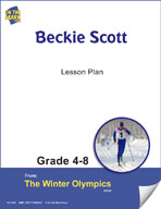 Beckie Scott Gr. 4-8 Lesson Plan