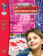 Big Book of Canadian Celebrations Gr. 1-3 (Enhanced eBook)