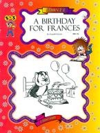 Birthday For Frances, Novel Sudy: Novel Study Guide