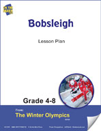 Bobsleigh Gr. 4-8 Lesson Plan