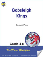 Bobsleigh Kings Gr. 4-8 Lesson Plan
