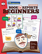 Book Reports for Beginners Grades 1-2 - Canadian (eBook)