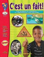 C'est Un Fait! [Grades 1-3] (Enhanced eBook)