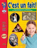 C'est Un Fait! [Grades 4-6] (Enhanced eBook)