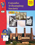 Canada: A Changing Society 1890-1914 Gr. 8 (Enhancec eBook)