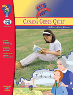 Canada Geese Quilt: Novel Study Guide