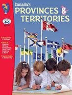 Canada's Provinces & Territories Gr. 4-6 (Enhancec eBook)
