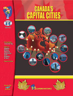 Canada's Capital Cities Gr. 4-6