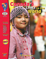 Canada's Links to the World Gr. 5-8 (Enhanced eBook)
