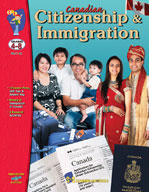 Canadian Citizenship and Immigration Gr. 4-8 (Enhanced eBook)