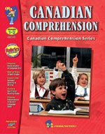 Canadian Comprehension Gr. 1-2 (Enhanced eBook)