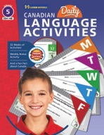 Canadian Daily Language Activities Gr. 5