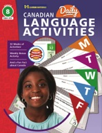 Canadian Daily Language Activities Gr. 8