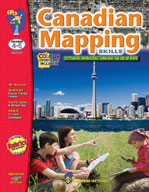 Canadian Mapping - Extending Knowledge: Grades 4-5 (Enhanced eBook)