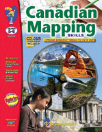 Canadian Mapping - Extending Knowledge: Grades 5-6 (Enhanced eBook)