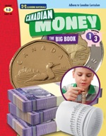 Canadian Money Big Book Gr. 1-3