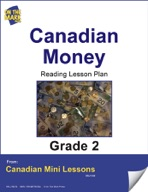 Canadian Money Reading Lesson Gr. 2
