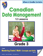 Canadian Patterning Lessons for Grade 3 (eBook)