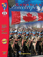 Canadian Peacekeepers: Grades 5-8 (Enhanced eBook)