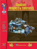 Canadian Provinces and Terr. Gr. 4-6