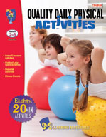 Canadian Quality Daily Physical Activities: Grades 2-3 (Enhanced eBook)