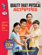 Canadian Quality Daily Physical Activities: Grades 7-8 (Enhanced eBook)