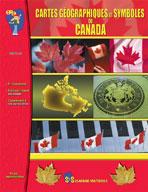 Cartes Geograph and Symboles du Canada