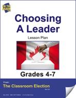 Choosing a Leader e-lesson plan