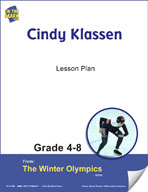 Cindy Klassen Gr. 4-8 Lesson Plan