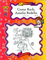 Come Back Amelia Bedelia: Novel Study Guide