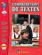Comprehension de Textes 1-2 (Enhanced eBook)