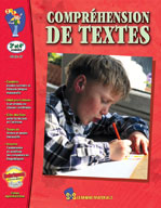 Comprehension de Textes 3-4 (Enhanced eBook)