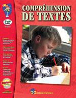 Comprehension de Textes 3-4 (Enhanced eBook)