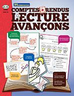 Comptes rendus de lecture-Avancons! Grade 3-4
