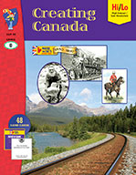 Creating Canada 1850-1890 Gr. 8 (Enhanced eBook)