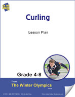 Curling Gr. 4-8 Lesson Plan