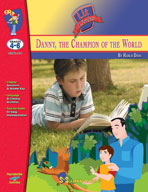 Danny Champion of the World: Novel Study Guide