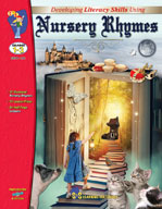 Developing Literacy Skills Using Nursery Rhymes (Enhanced eBook)