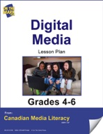 Digital Media Lesson Plan Gr. 4-6