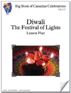 Diwali - The Festival of Lights Lesson Plan