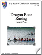 Dragon Boat Racing Lesson Plan