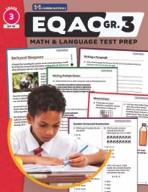 EQAO Grade 3 Test Prep - Both Math & Language Teacher Guide