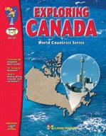 Exploring Canada Gr. 1-3