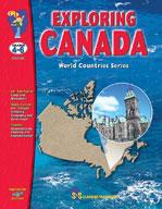 Exploring Canada Gr. 4-6