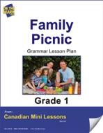 Family Picnic Grammar Lesson Gr. 1