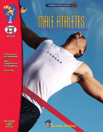 Famous Male Athletes (Enhanced eBook)