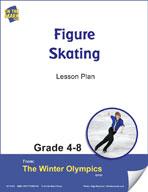 Figure Skating Gr. 4-8 Lesson Plan